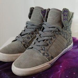 Supra cheetah Skytop sneakers